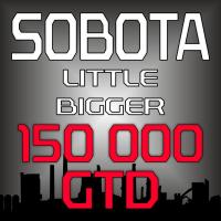 LITTLE BIGGER FO 1 000 CZK 150 000 GTD   start: 16:00